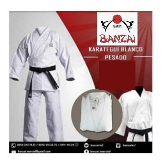 Karategui Banzai - Pesado- Talla 7 Al 9