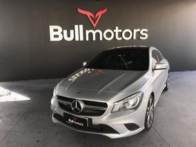 Mercedes-benz Cla 200 Vision 1.6 Tb 16v Flex Aut 2016