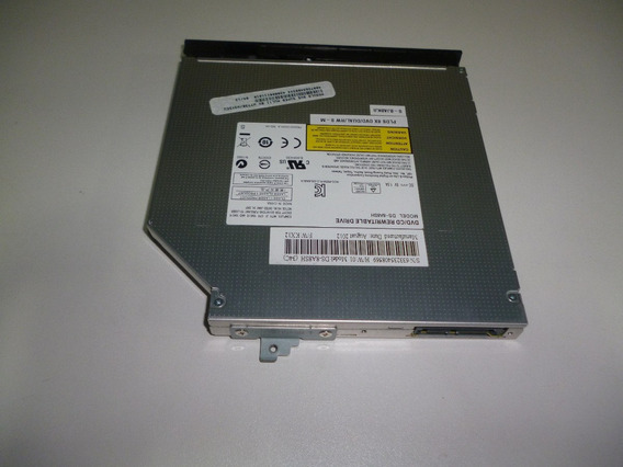 Gravador Do Dvd Do Notebook Itautec W7730