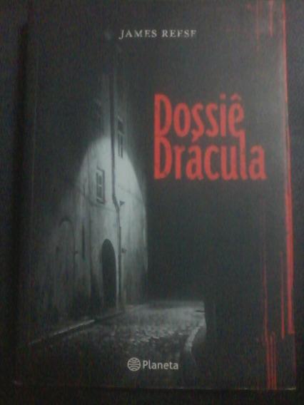 Livro Dossiê Drácula, Do Autor James Reese
