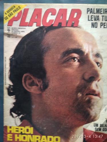 Placar 107 - Gp Brasil F1 - Interlagos - 1972