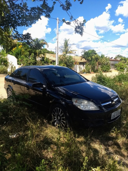 Chevrolet Vectra 2.0 Elegance Flex Power 4p 2007