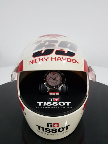 Relógio Tissot T Race Nicky Hayden T048.417.27.017.00