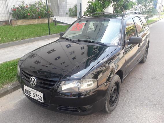 Volkswagen Parati 1.6 Plus Total Flex 5p 2006