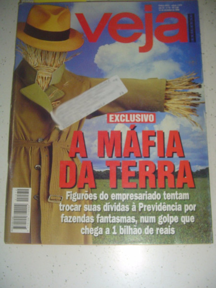 Revista Veja 1572 Piovani Santoro Pavanelli Barum Hector1998