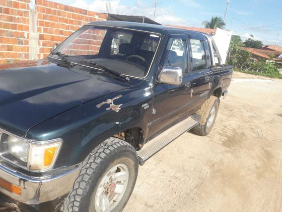 Toyota Hilux 1999 2.8 Dlx Cab. Dupla 4x4 4p