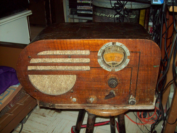 Radio Antiguo Philco 1937