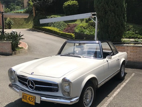 Mercedes Benz 280 Sl Pagoda