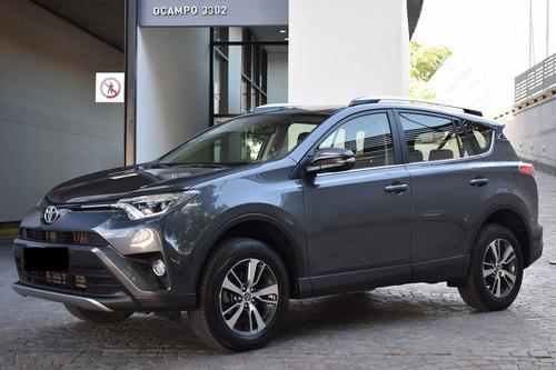 Toyota Rav4 Vx At 4x4 2017 36.000 Kms