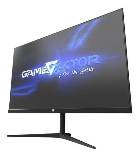 """Monitor Game Factor MG600 led 24.5"""" negro 110V/220V"""