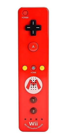 Control joystick Nintendo Wii Remote Plus mario