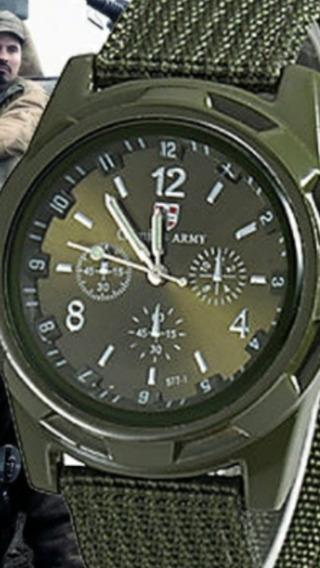 Relógio Militar Gemius Army