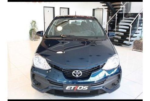 Toyota Etios X-at 1.3 16v Flex, Eee5515