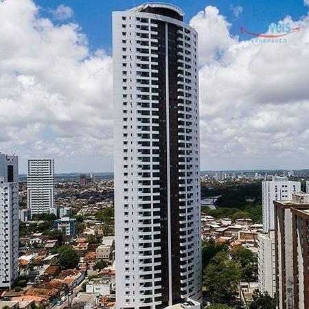 Apartamento Com 3 Dormitórios À Venda, 106 M² Por R$ 800.000,00 - Torre - Recife/pe - Ap10197