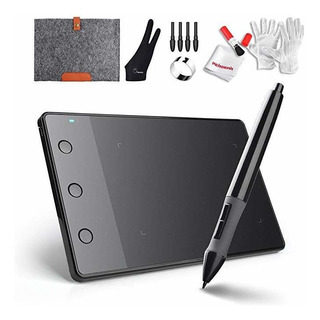 Huion Kit Tabletas Graficos H420 + Usb Original U S A