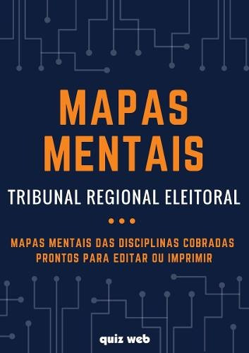 mapas mentais policia federal