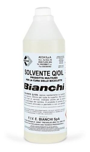 Imagen 1 de 2 de Solvente De Limpieza Para Bicicleta Bianchi