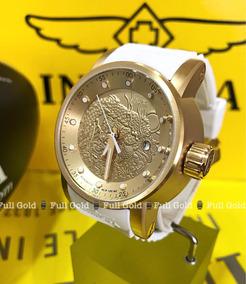 Relógio Invicta Yakuza 19546 - Aqui É Original De Verdade -