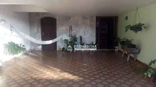 Imagem 1 de 16 de Casa Com 3 Dormitórios À Venda, 264 M² Por R$ 1.300.000,00 - Interlagos - São Paulo/sp - Ca3611