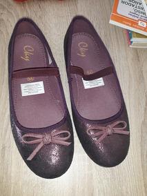 Zapatos De Niña N°35