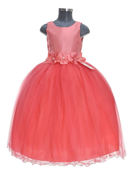 Vestido De Niña Elizabeth