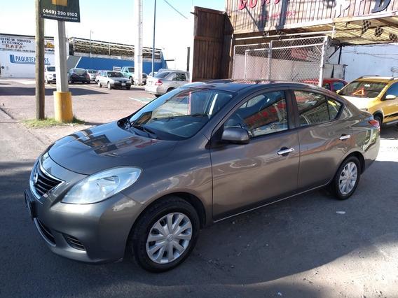 Nissan Versa 1.6 Sense At 2012