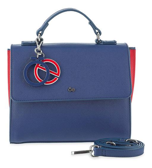 Briefcase Acordeón Azul