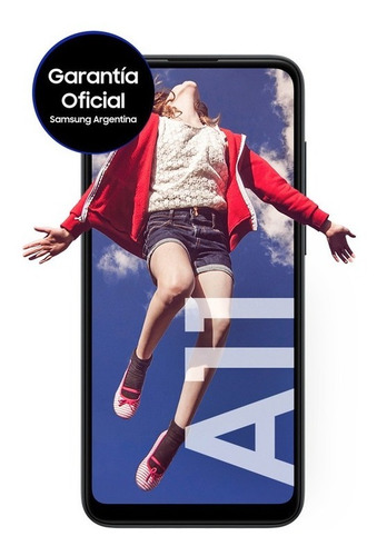 Samsung Libre Galaxy A11 Negro