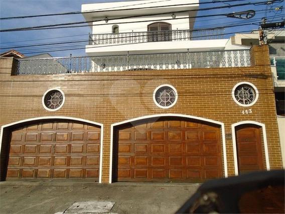 Sobrado Residencial 3 Dorms 3 Suites 4 Vagas - Para Venda Ou Locação No Alto Da Lapa - 85-im78795