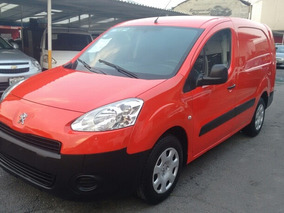 Peugeot Partner Maxi. 2015