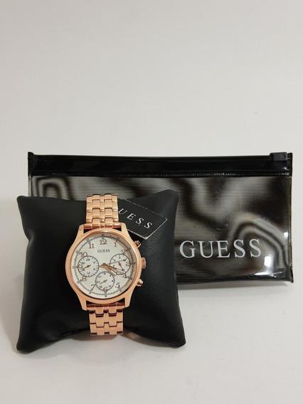 Relógio Guess U1018l3 Original E Novo