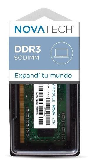 Memoria Sodimm Novatech 2 Gb 1333 Mhz