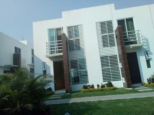 Casa Nueva 3 Rec Con Alberca En Jiutepec