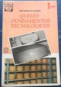 Livro Queijo: Fundamentos Tecnológicos