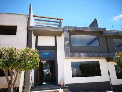 Hermosa Residencia En Venta, Sótano, Roof Garden, Alberca