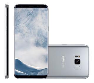 Samsung Galaxy S8 G950 64gb 4gb De Ram Vitrine C/ Garantia