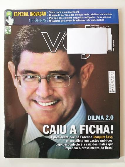 Revista Veja Edição 2402 De 03 De Dezembro De 2014