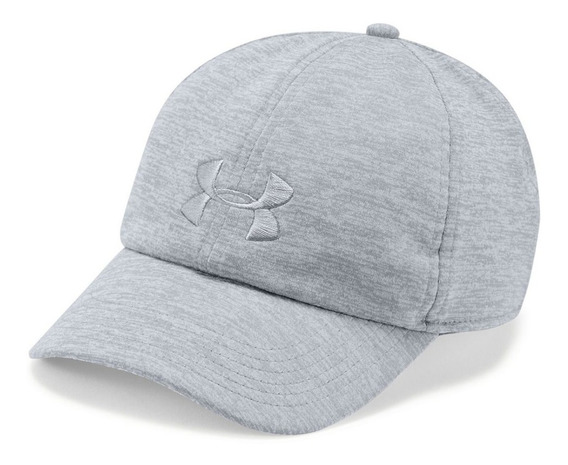 Gorra Under Armour Twisted Renegade Gri De Mujer