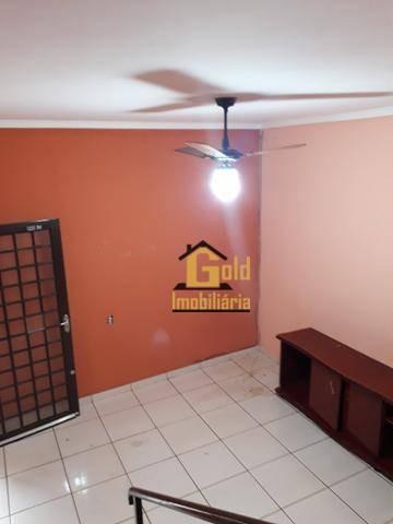 Sobrado 3 Dormitórios Com 92 M² Para Venda Por R$ 230.000,00 / - Planalto Verde  - Ribeirão Preto Sp - Ca0708