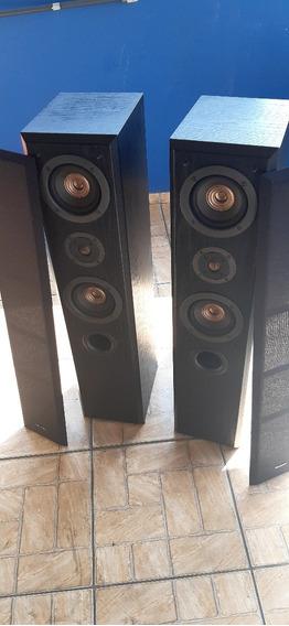 Par De Caixas Torre Technics Sb - T200