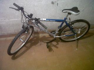 Bicicleta Todo Terreno Con Velocidades Muy Poco Uso!!!!!!