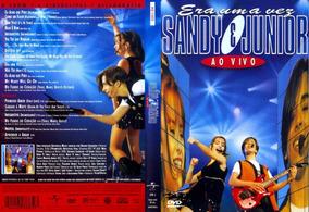Dvd Sandy & Junior -era Uma Vez Ao Vivo (lacrado)