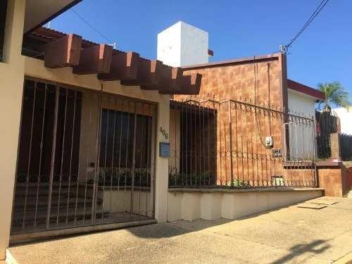 Casa Sola En Renta Coatzacoalcos Centro