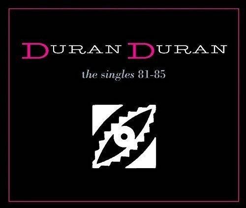 Cd : Duran Duran - Singles 81-85 (reissue, Japan - Import)