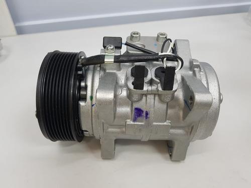 Compressor Ar Cond Ford Cargo 10p15 24v 8 Orelhas 8 Pk