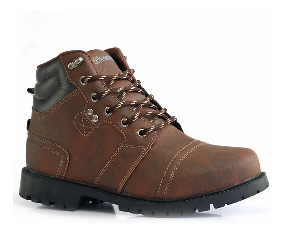 Bota Wonder Coturno - Way Tenis