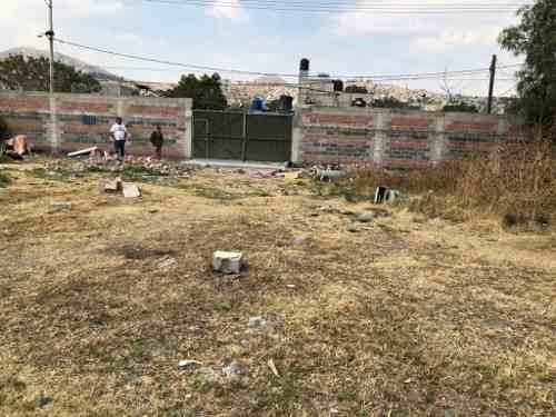 Terreno En Venta, Ixtapaluca, Estado De México