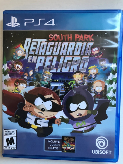 South Park- The Fractured But Whole- Ps4 Seminovo Usado