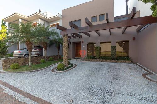 Imagem 1 de 30 de Sobrado Com 3 Dormitórios À Venda, 230 M² Por R$ 899.000,00 - Dom Feliciano - Gravataí/rs - So0449