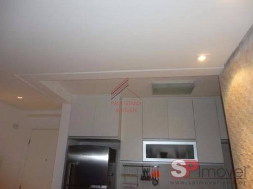 Apartamento Em Condomínio Padrão Para Venda No Bairro Saúde, 2 Dorm, 1 Suíte, 1 Vagas, 57 M². - 94